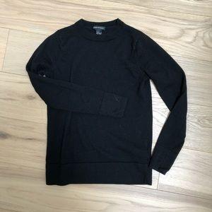 Club Monaco Sweater. Black. Size XS.